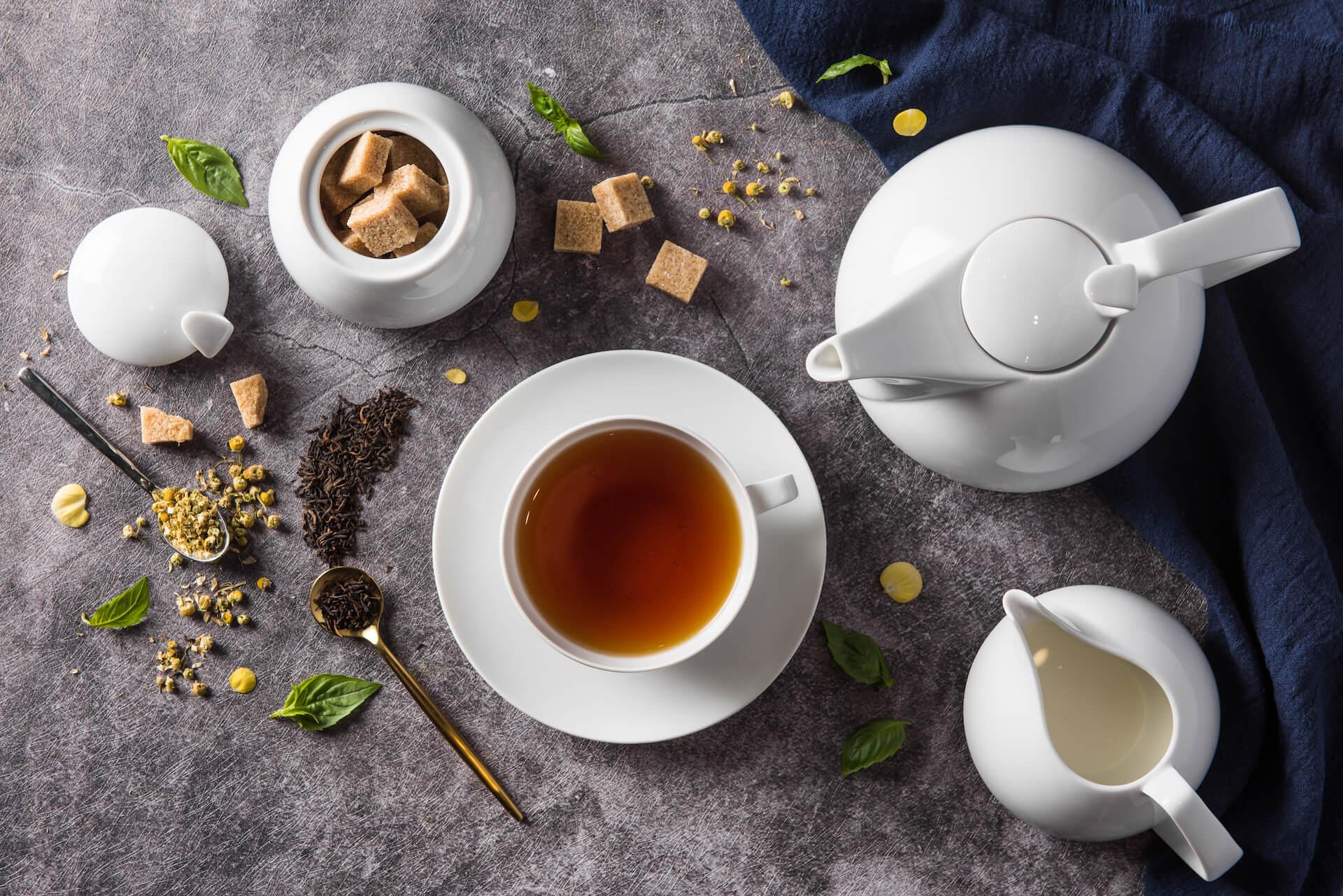 theATRE Tea